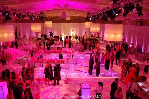 Maui Led Dance Floor Rental