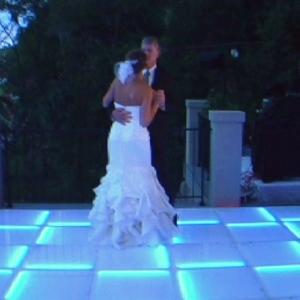 Elegant Wedding Floor