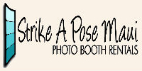 Best Photo Booths on the Isle of Maui.