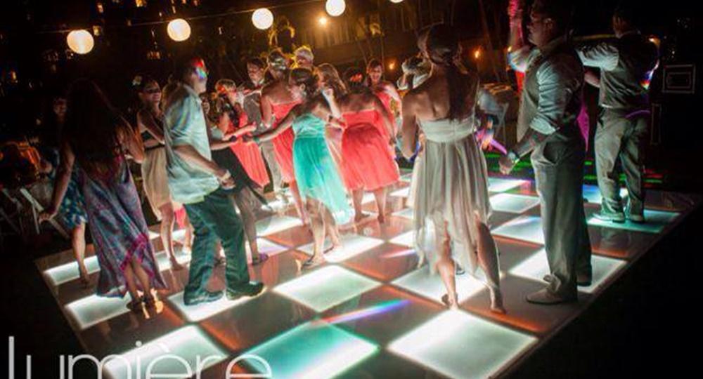 LED Dance Floors Maui
