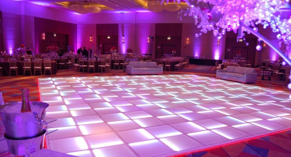 Hawaii's Only LED Dance Floors